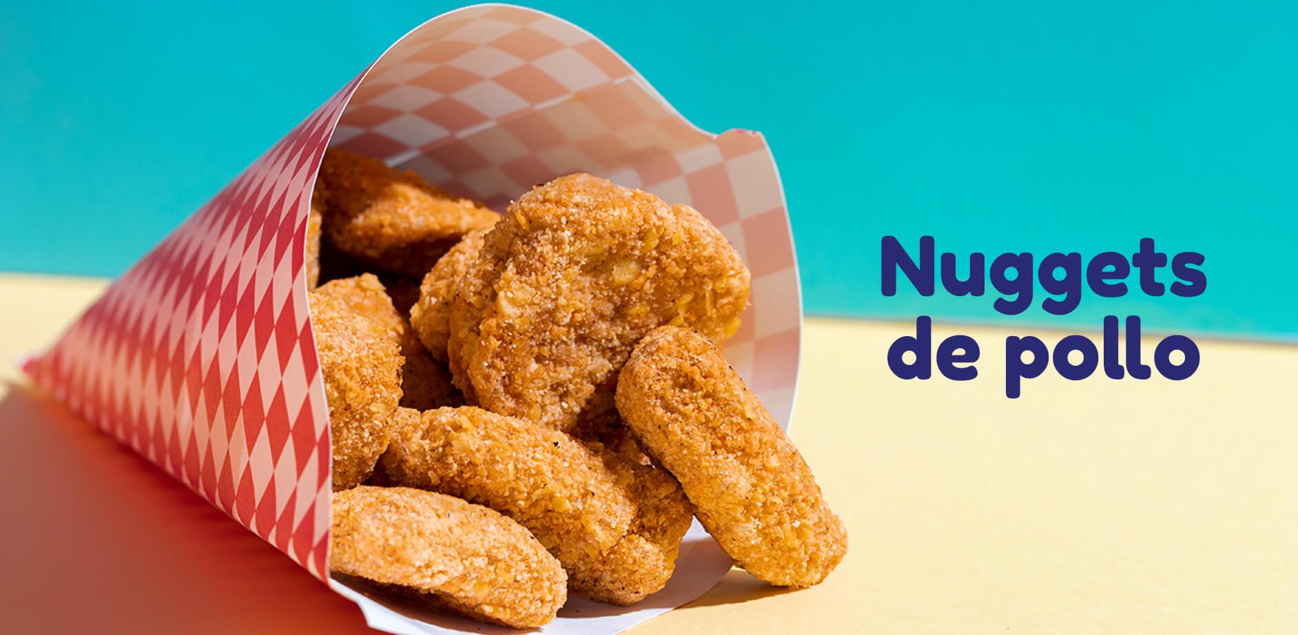 Te daremos tu propia recetas que para hagas nuggets de pollo cuando se les antojen. Son fáciles y rápidos de hacer.