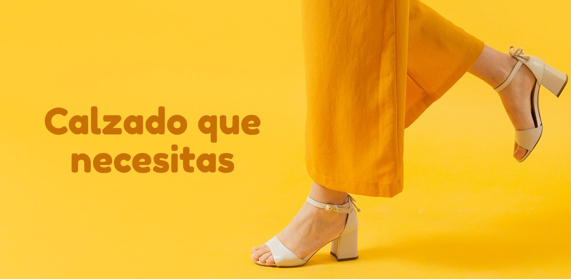 Calzado básico para mujer
