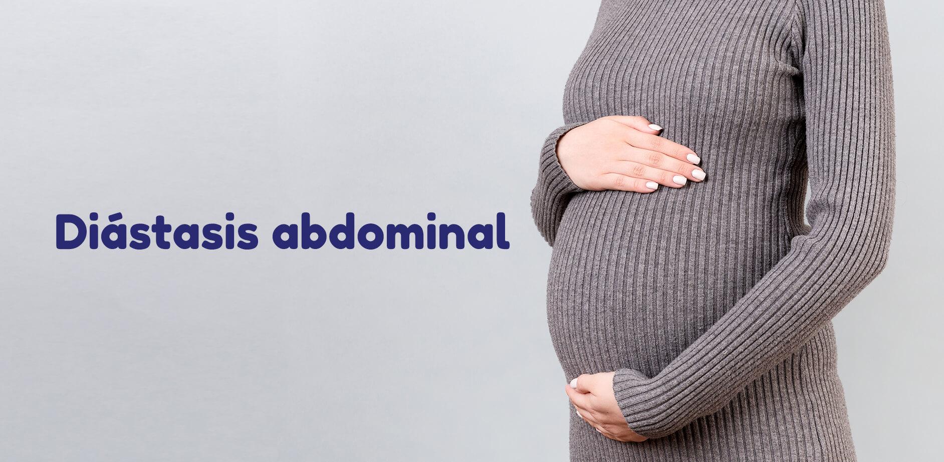 """¿Qué es la """"Diástasis abdominal""""?"""