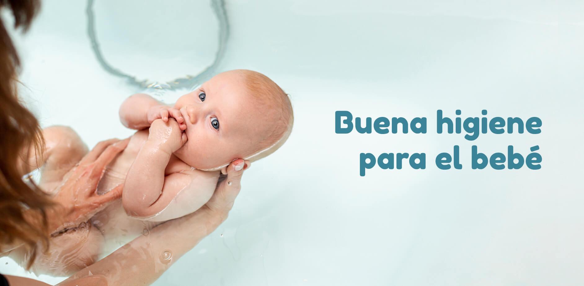 Guía completa: Buena higiene para el bebé